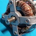 Двигун бетономішалки Agrimotor 1000Вт