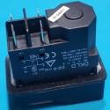 Кнопка бетономішалки 4 контакти 12А (рейсмуса) з пружиною Титан БРС 18-330 DKLD DZ-6