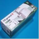 М`ясорубка Vilgrand V221-PMG_silver 2200W реверс 3 дискові ножі насадка: томат, кеббе, ковбас, дерунів, двочів, шинковка