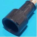 Вудка для обприскувача нержавійка телескопічна 50/90 див. (Садочок, FERMER, BRIZZ)