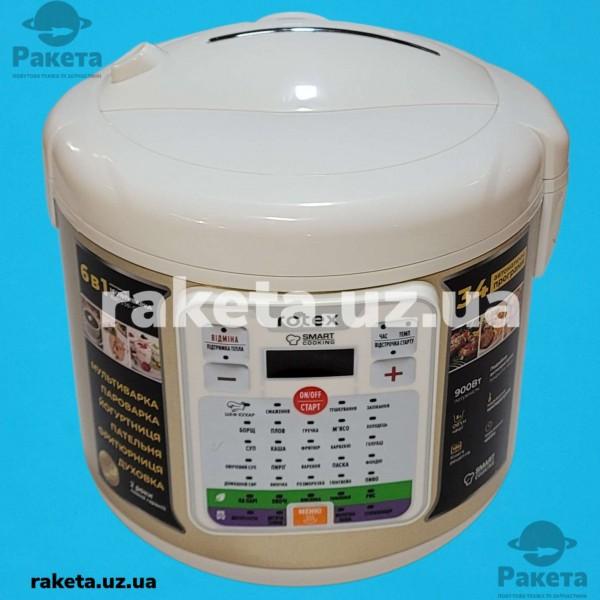 Мультиварка Rotex RMC530-G 900W 31 прогам чаша 5,0л антипригарне покриття LED дисплей