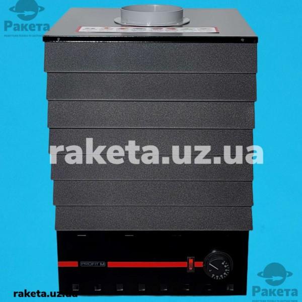 Електросушарка для овочів та фруктів PROFIT М ЕПС-1 чорна 35л механіка