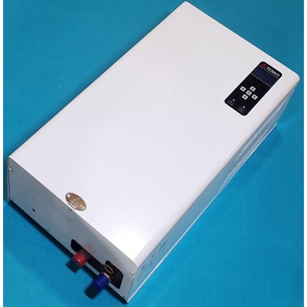Котел електричний TENKO Премиум Плюс 9,0 кВт 380Вт з насосом GRUNDFOS + розшир бак (ППКЕ 9,0_380)