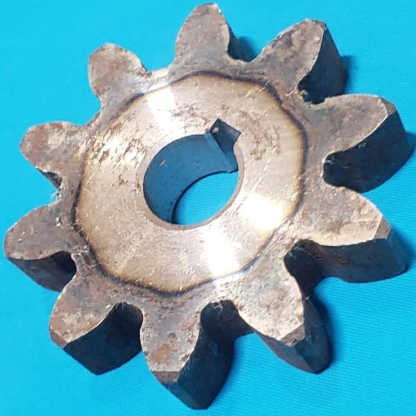 Шестерня для бетономішалки 15*63 h14,5 10 зубів