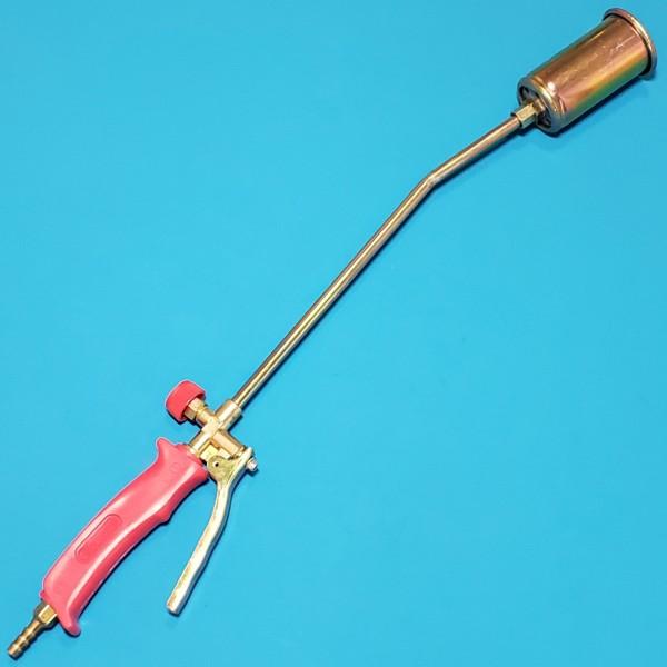Пальник газовий Intertool - 45х595мм з клапаном
