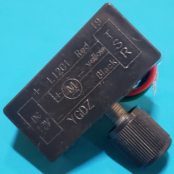 Регулятор для обприскувачів акумуляторних (Садочок, FERMER, BRIZZ)