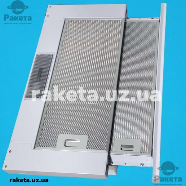 Кух витяжка VENTOLUX GARDA 60 WH телескоп біла (700) SLIM звичайна лампа