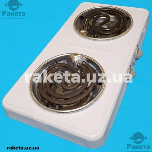 Електро плита настільна Корд-301 2 камфорна середній тен