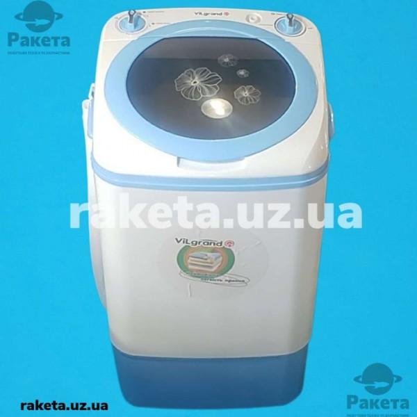 Пральна машина Vilgrand V701S blue 7,0 кг знімна центрифуга із нержавійки