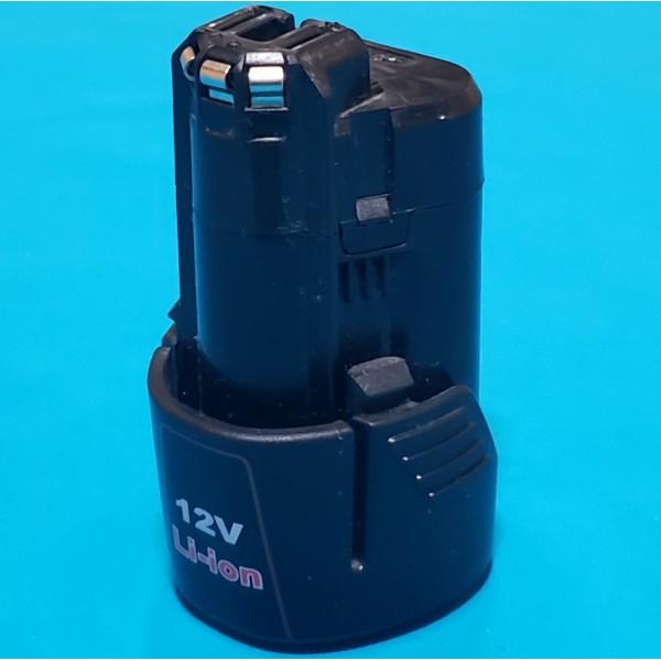 Акумулятор шуруповерта Bosch LI-ion 12V 1.5Ah