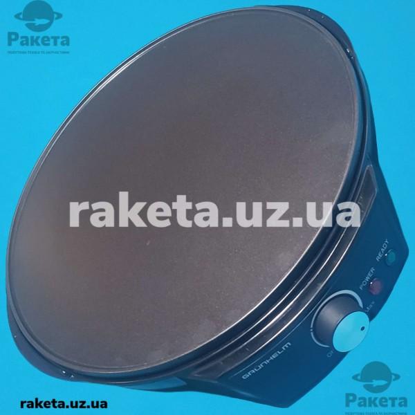 Млинниця електрична Grunhelm GCM1200 1200W діаметр робочої поверхні 30 см
