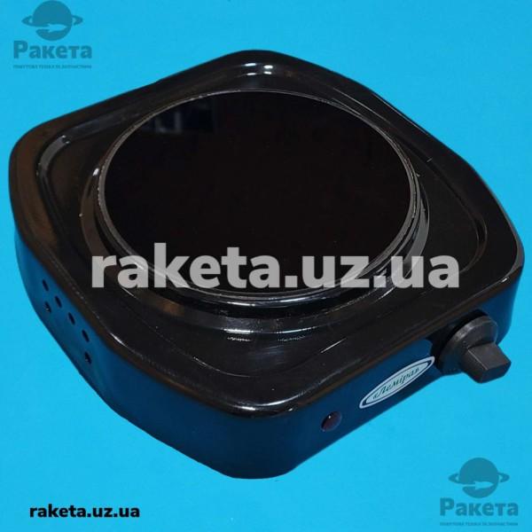 Електро плита настільна дискова ЛЕМИРА ЭПП 1 камфорна скло (1-1,2 кВт/220В)