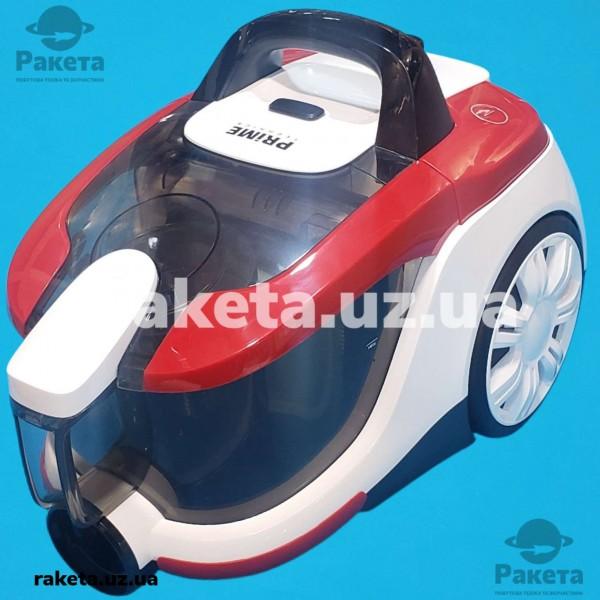 Порохотяг Prime Technics PVC 2089 CW 2000W КОЛБА білий/червоний