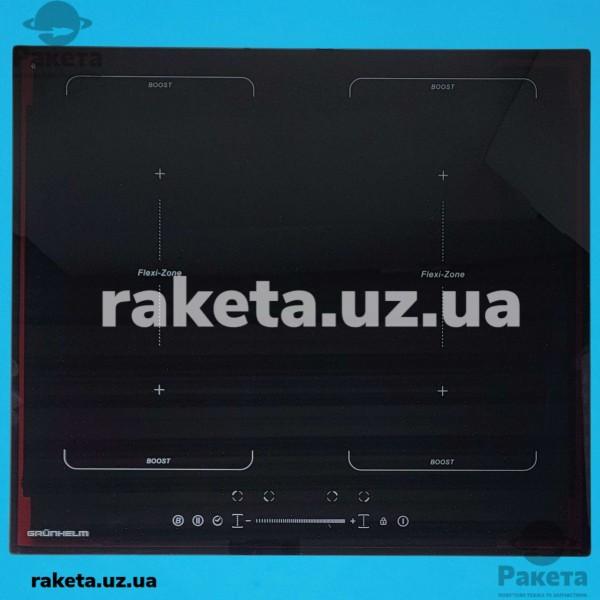 Варочна поверхня GPI 995 B індукційна 4 камфорки FLEXI (зона розширення) GRUNHELM