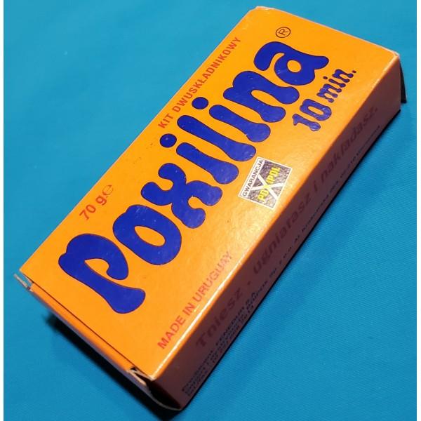 Клей Poxilina 38 ml 70 гр до алюмінія бронзи