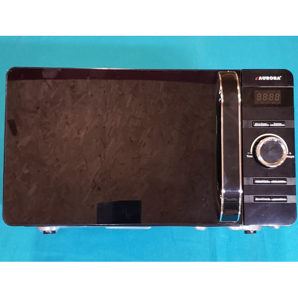 Мікрохвильова піч Aurora AU 3682 700W об`єм камери 20л частота 2450 Мгц макс потужність 1150W