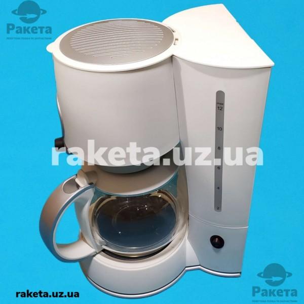 Кавоварка Aurora AU 410 1000W об`єм 1,5л функція підігріву кави багаторазовий фільтр