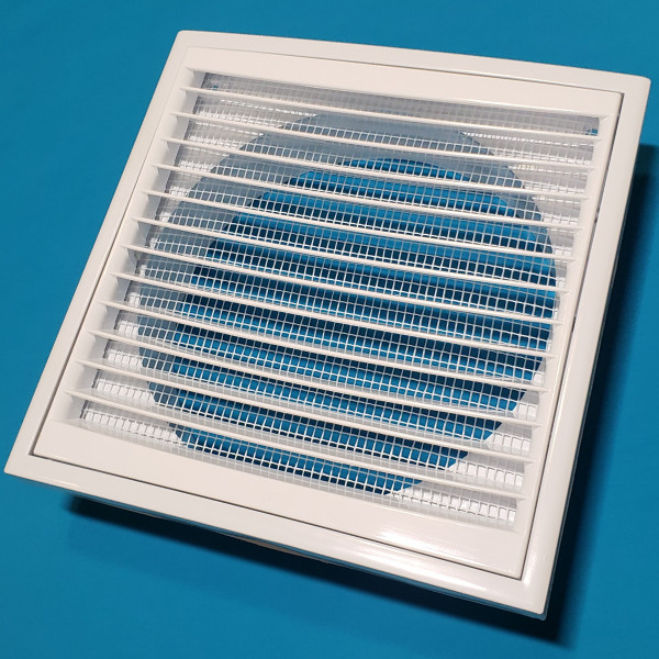 Решітка вентиляційна KR d=150