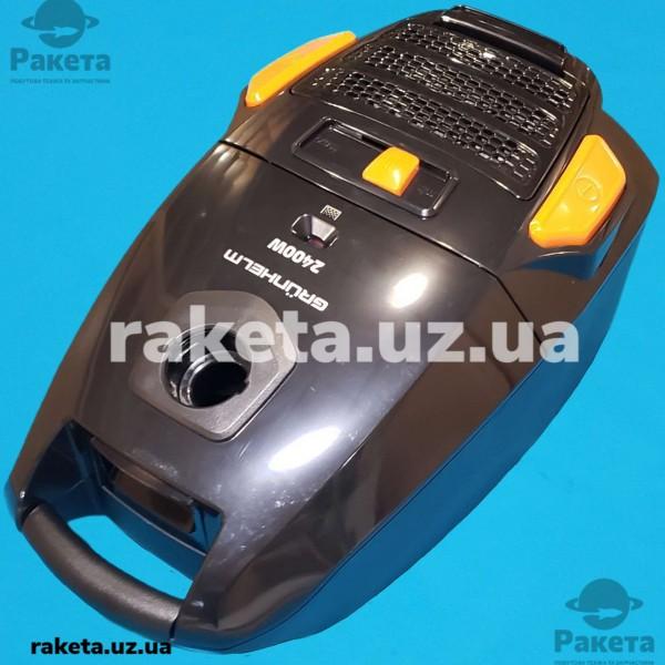 Порохотяг Grunhelm GVCM244BO мішок 2400W чорно-помаранчевий
