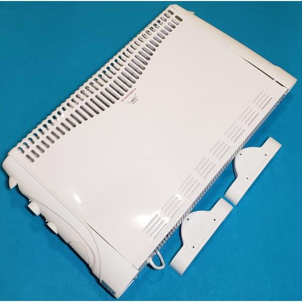Обігрівач конвекційний Defiant DCH25-200-30S 2200W підлоговий термос