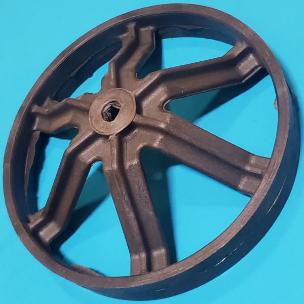 Шків до бетономішалки Agrimotor