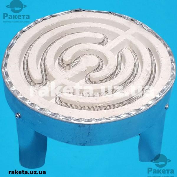 Електро плита настільна СПІРАЛЬ 1500 Вт керамічна