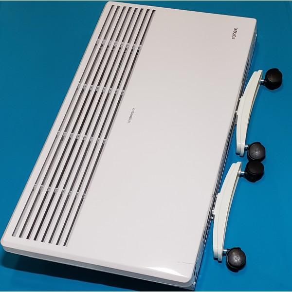 Конвектор Rotex RCH20-H 2000W 2 режима індикатор мех термостат устан СТІНА ПІДЛОГА