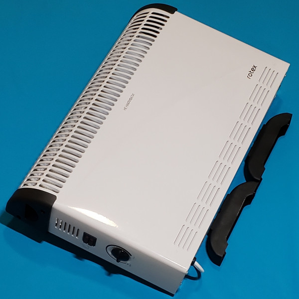 Конвектор Rotex RCX200-H 2000W режим індикатор мех термостат устан СТІНА/ПІДЛОГА