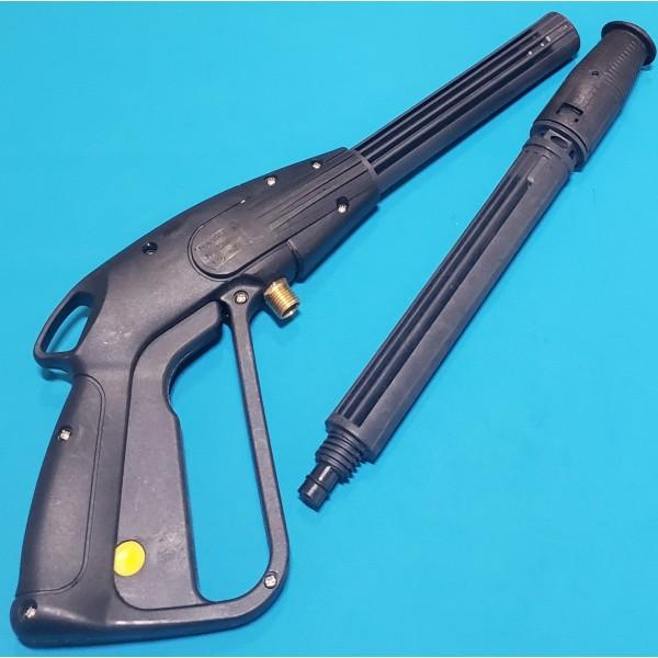 Пістолет до мийки різьба пластик