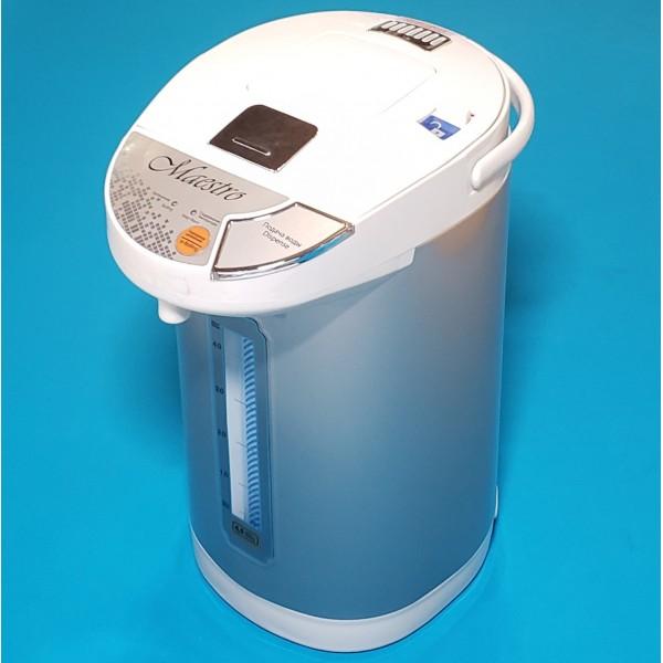 Термопот Maestro MR-080 750W 4,5 л нержавіюча сталь 3 способ подачі води індикатор рівня води