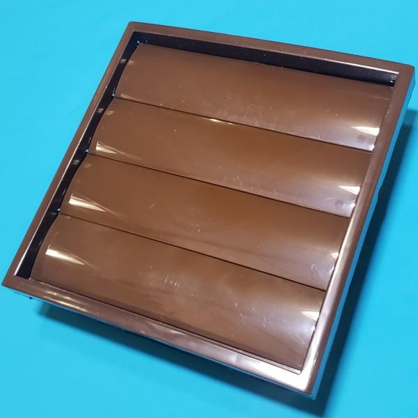Решітка вентиляційна KRZ d=150 brown