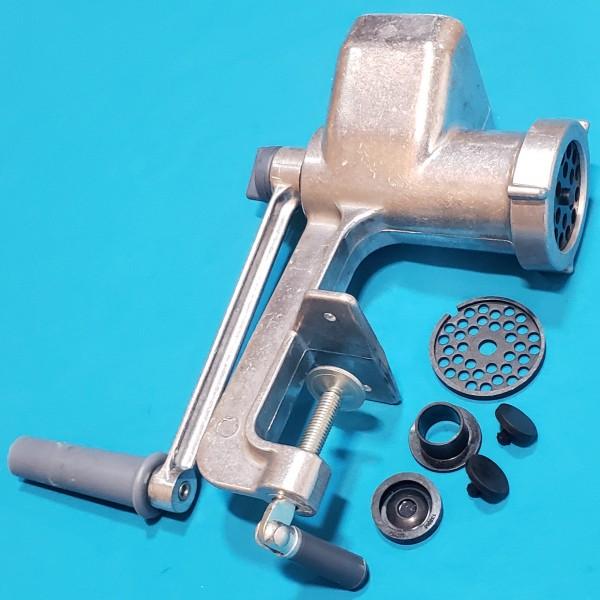 Мясорубка ручна алюмінієва Мотор Січ