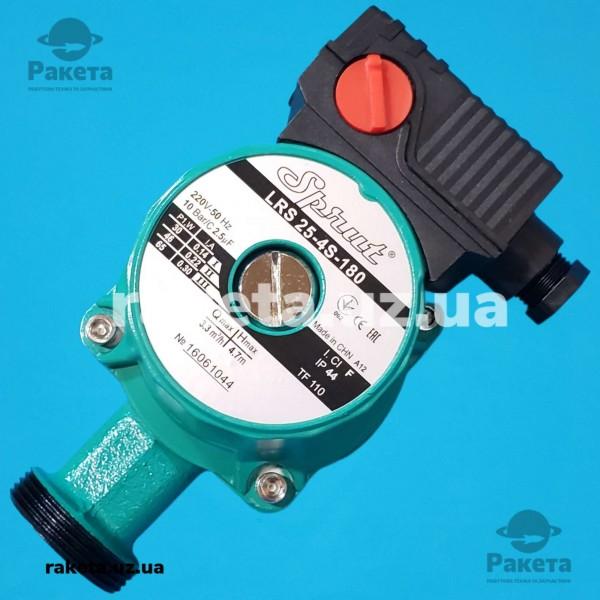 Насос циркуляційний SPRUT LRS 25-4S 180 (довга база батареї)
