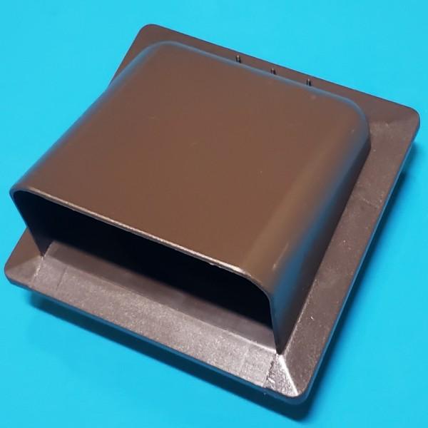 Решітка вентиляційна KRD D/100 brown