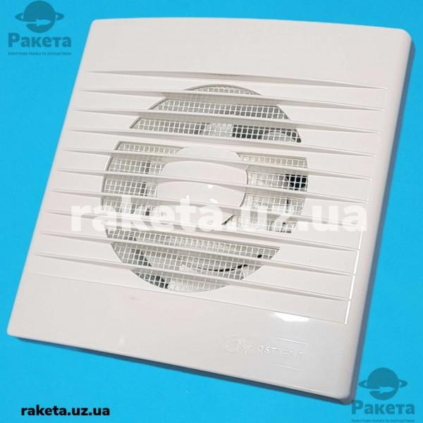Вентилятор побутовий ZEFIR d=100 S простий без вилки