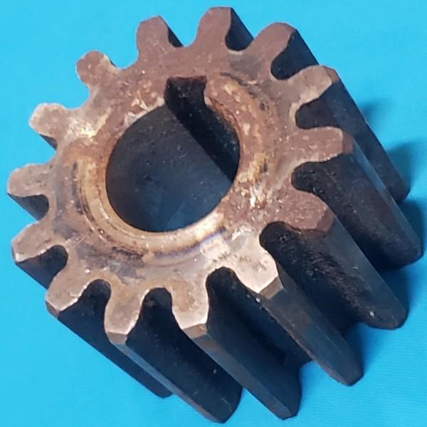 Шестерня для бетономішалки 20*51 h37 14 зубів