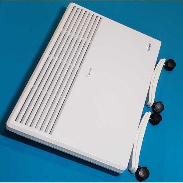 Конвектор Rotex RCH15-H 1500W 2 режиам індикатор мех термостат установки: СТІНА/ПІДЛОГА
