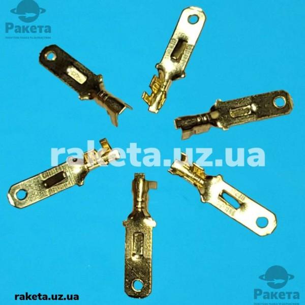 Клема 4,8 mm папа