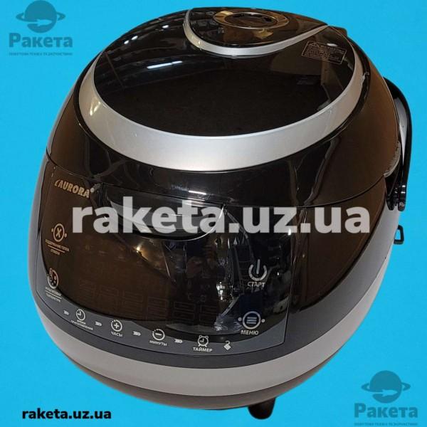 Мультиварка Aurora AU 3452 860W 18+48 пр 5л керамічне покриття сенсорний дисплей мультипов пароварка