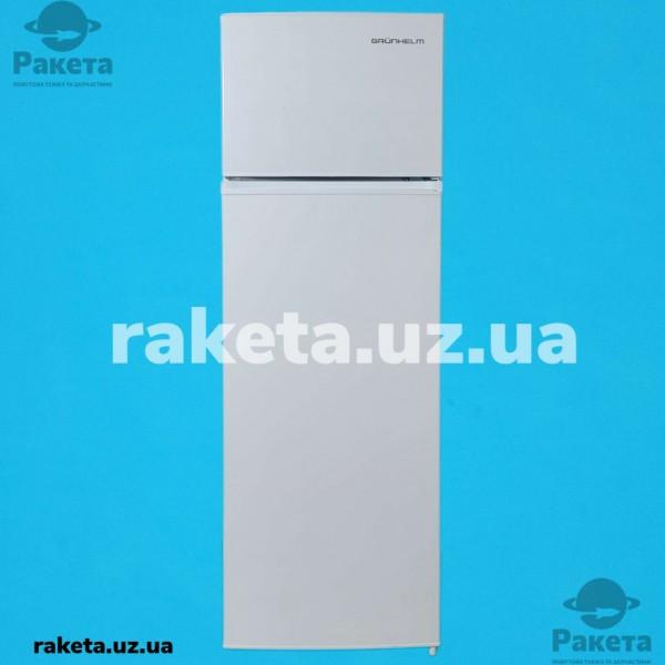 Холодильник Grunhelm GTF-159M білий 2-х камерний верхня камера 1590х550х550