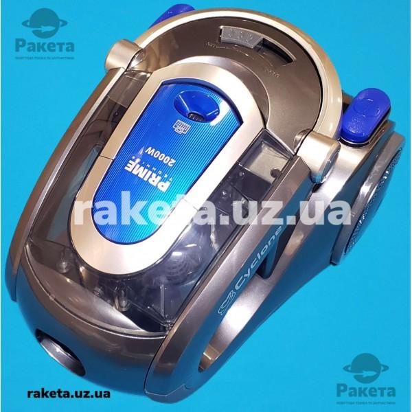Порохотяг Prime Technics PVC 2028 CU 2000W КОЛБА синій
