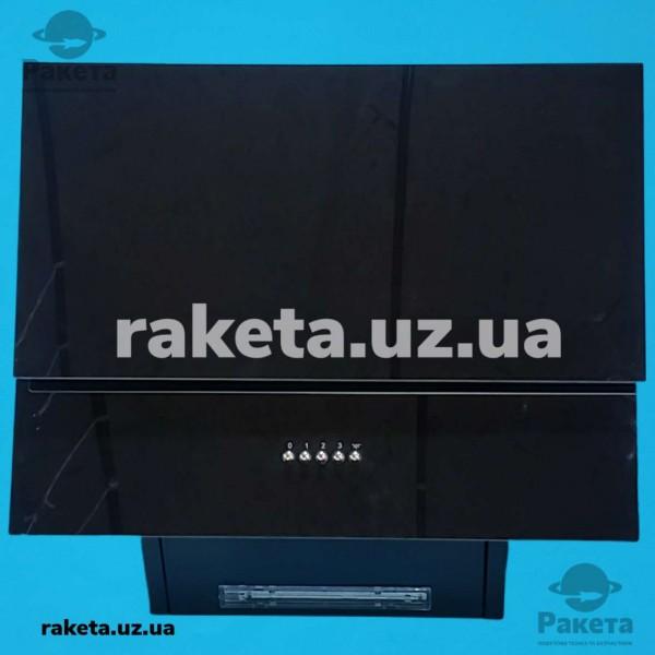Кух витяжка GRUNHELM GVN 325 BK наклонне скло 2 шт 650W чорна