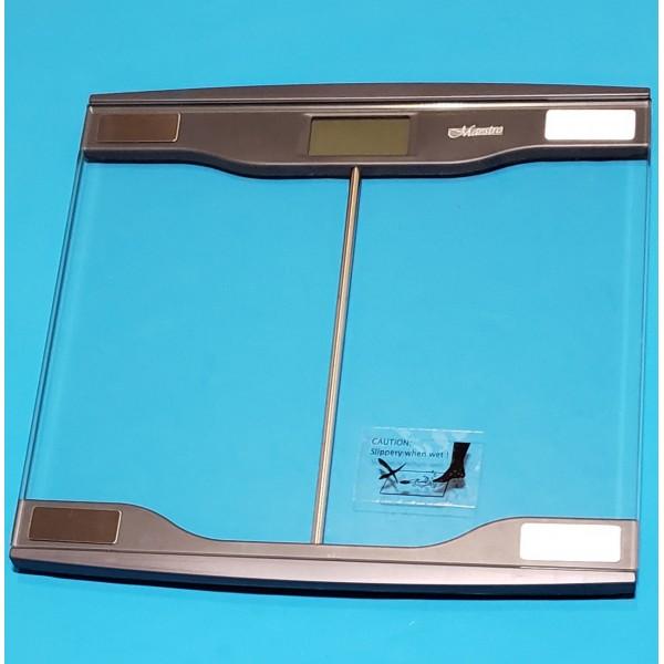 Ваги підлогові електронні Maestro MR 1826 150кг ціна поділки 100г автовкл/автовикл