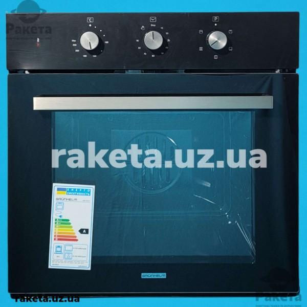Духова шафа електрична GDV 252 B колір чорний GRUNHELM