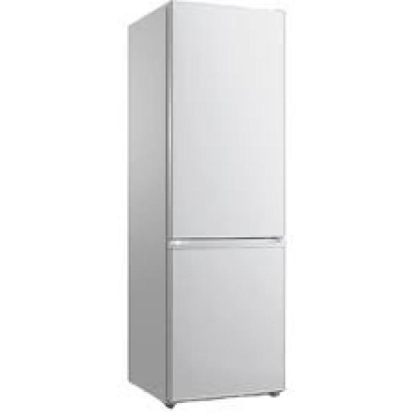 Холодильник Grunhelm GNC-185HLW 2 білий 2-х камерний нихня камера NO Frost 1850х600х665