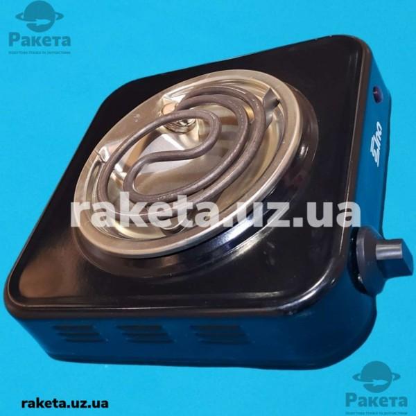 Електро плита настільна ЕЛНА 1 камфорна проста піддон нержавійка