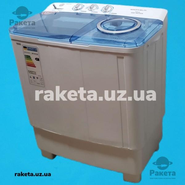 Пральна машина напівавтомат GRUNHELM GWF-WS752B біла/синя 7,5 кг