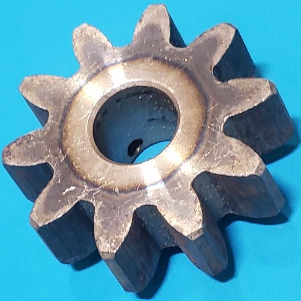Шестерня для бетономішалки 19*64 h29 10 зубів