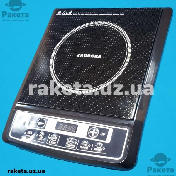 Індукційна плита Aurora AU 4472 2000W склокераміка сенсор дисплей тайм
