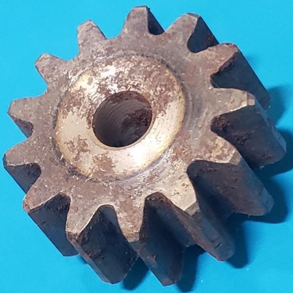 Шестерня для бетономішалки 15*65 h40 13 зубів